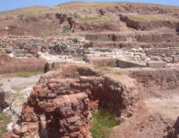 World's first acrobats flipped through the Middle East 4,000 years ago